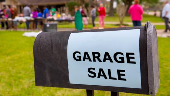 Garage Sales